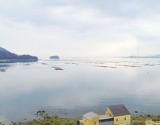 ここは瀬戸内宮島湖??